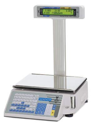 Весы с печатью DIGI SM-300
